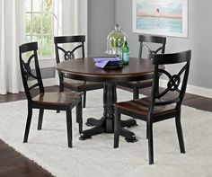 Chesapeake Ii Dining Room Collection  Furniturecounter Extraordinary Value City Kitchen Sets Review