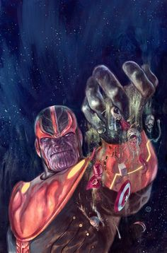 What are Avengers? Just dust and nothing more.