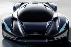 Gran Turismo 6 Aston Martin concept (pure vapour but v nice)