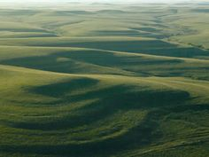 Tallgrass Prairie National Preserve & the Flint Hills, Chase County in Kansas. Tallgrass prairie once covered approximately 170 million acres of North America and began to appear in the mid-continent from 8,000 to 10,000 years ago. Prairies are one of the most complicated ecosystems in the world surpassed only by the rainforest of Brazil.
