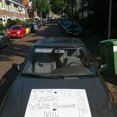 Car for sale...