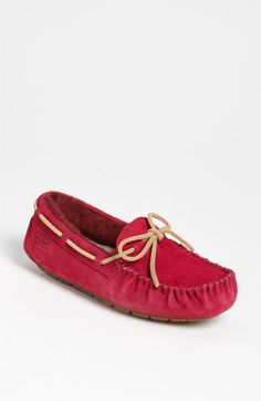 UGG Australia Dakota Slipper (Women) (Nordstrom Exclusive) available at #Nordstrom  http://uggbootstore.blogspot.com/ All kinds of colorsfor ugg shoes #ugg#ugg boots#boots#winter boots $85.6-178.99