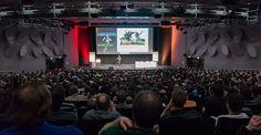 321idCom, Event Manager à Devoxx France au Palais des Congrès depuis 2015 - Événement annuel (2800 à 3000 personnes/jour) - Conférences & zone d'exposition avec sponsors