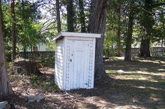 Girls Outhouse    Hopkins School, Albany, Kentucky