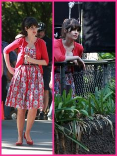 Zooey Deschanel: New Girl at The L.A. Zoo!