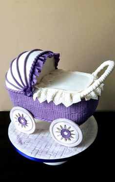 Baby carriage by Olina Wolfs