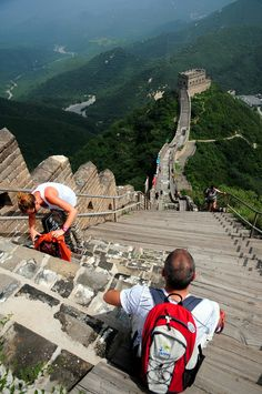Great Wall / La Gran Muralla China **** >>>> **** follow my boards !! https://www.pinterest.com/jimmysancr/ ****<<<<<****