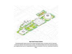 Galería de BIG Revela el plan de restauración a 20 años para Washington DC Smithsonian Campus - 29
