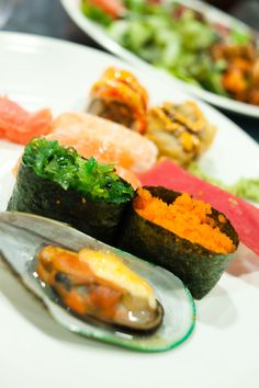 Can sushi from a buffet every be any good? Well sometimes yes, but this was not one of those times. :(