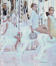 Louis Vuitton S/S 2012, Paris Fashion Week