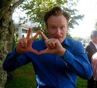 Even Conan supports our lovely ladies!