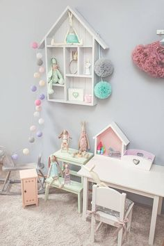 fio de luz para decorar o quarto do bebê