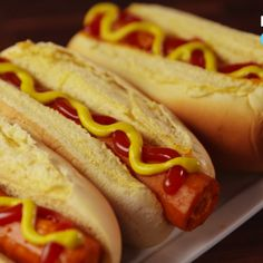 Hot Dogs The vegan hot dog you've been asking for.The vegan hot dog you've been asking for. Carrot Hot Dogs Recipe, Carrot Dogs, Vegan Vegetarian, Vegetarian Recipes, Healthy Recipes, Vegan Recipes For Kids, Dog Recipes, Cooking Recipes, Cheap Recipes