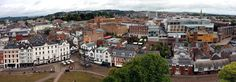 Exeter Panorama