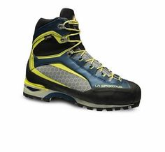 Built for moving fast in alpine terrain, the ultralight La Sportiva Trango Tower mountaineering boots are fortified with abrasion-resistant uppers and waterproof, breathable Gore-Tex® membranes. Available at REI, Satisfaction Guaranteed. Mountaineering Boots, Hiking Socks, Climbing Shoes, Winter Hiking, Trail Shoes, Berg, Gore Tex, At Least, Footwear