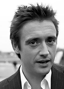 Richard Hammond TV Presneter, most noted for co-hosting the car programme Top Gear