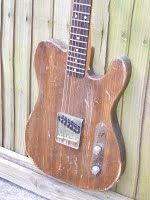 Esquire style guitar at Butser Mountain Music
