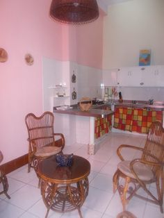 CASA ESPADA : Independiente.2 habitaciones. UNIVERSIDAD