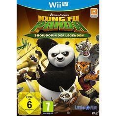 Wii U - Kung Fu Panda: Showdown der Legenden