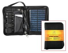 DELUXE SOLAR CHARGER FOR I-PHONES / CELL PHONES - http://www.the-solar-shop.com/deluxe-solar-charger-for-i-phones-cell-phones/
