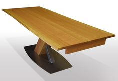 Buffet, Dining Room Table, Furniture, Home Decor, Self, Cherry Tree, Wood Slab, Moving Out, Cherries
