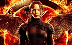 Katniss spreads her Mockingjay wings in final 'Hunger Games' poster (Updated)