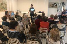 Sheliach do Habonim Dror fala sobre Política Atual em Israel na Na'amat Pioneiras São Paulo | PLETZ.com