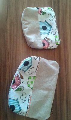 Täschchen Taschen Vogelhaus kleine Geschenke