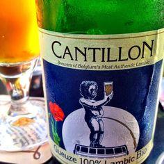 Cantillon Gueuze Lambic Bio (5% / Gueuze Lambic / Bruxelas - Bélgica) #cerveja #beer