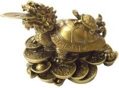 Feng shui dragon turtle @ KnowFengShui.com