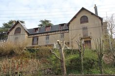 Facade, Cabin, House Styles, Home Decor, Patio, Bricks, Normandie, Decoration Home, Room Decor