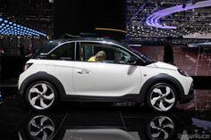 Genf 2014 LIVE: Opel ADAM S, Opel ADAM Rocks, Opel Astra VXR EXTREME - HYYPERLIC