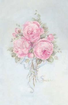 """Belle Rose"" by Debi Coules"