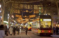 Christmas Market, Karlsruhe, Germany