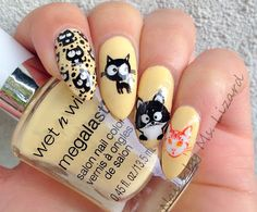 Nails by Ms. Lizard: Born Pretty Store: Cat Deer Sheep Nail Art Stamping Template Image Plate