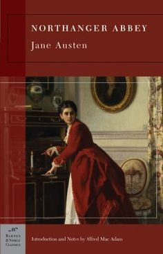 Northanger Abbey by Jane Austen | My rating: 4