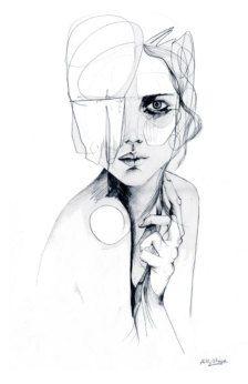 Bleistift in Zeichnungen & Illustrationen - Etsy Kunst
