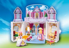 Playmobil #5419 My Secret Play Box Princess Castle! -New-Factory Sealed