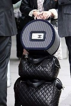 Lady Billionairess and Chanel on holiday #Luxurydotcom
