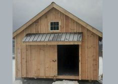 16x20 Barn. Example shows optional overhang + sliding barn doors. Kits - 2 people 35 hours. Also available as Plans. Kits ship *Free in the continental US + eastern Canada. http://jamaicacottageshop.com/shop/16x20-barn/ https://s3.amazonaws.com/jamaicacottageshop.com/wp-content/uploads/pdfs/16x20_Barn.pdf http://jamaicacottageshop.com/free-shipping/ #barns #jamaicacottageshop