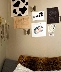 Room Decor Bedroom, Dorm Room, Diy Room Decor, Living Room Decor, Bedroom Inspo, Quirky Bedroom, Bedroom Ideas, My New Room, My Room