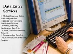 Get the best online data entry services in India. Hire PDES (Product Data Entry Services) one of the leading BPO Outsourcing company in Delhi offering cost effective services to the world.