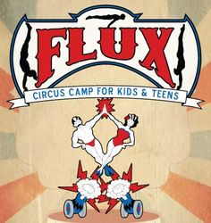 NEW!  Flux Circus Camps for PD days and school holidays!  A fun filled week for kids. Learn acrobatics, parkour, gymnastics, practice  hand balancing and play with Capoeira movements for an entire week!  This camp is open for kids from ages 5 to 7, 8 to 10 and 10+