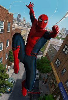 #SpiderMan By Ryan Meinerding