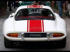Gentleman driver — Alfa Romeo Giulia 1600 Sport Pinifarina Coupe 1965