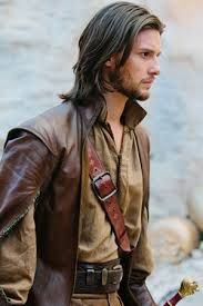 Ben Barnes, Prince Caspian. Long hair on a guy is a big yes for me, but it's gotta be right, like this!