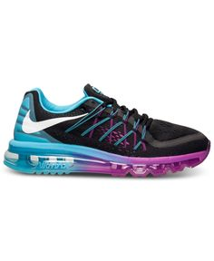 Nike Women s Air Max 2015 Running Sneakers from Finish Line Shoes - Finish  Line Athletic Sneakers - Macy s 2b52bf25a