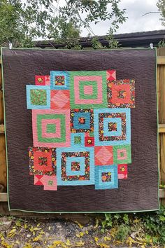 Squared Away Quilt