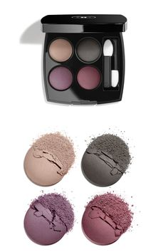 Chanel Beauty, Eyeshadow Palette, Hair Care, Hair Makeup, Blush, Make Up, Hair Styles, Hair Plait Styles, Rouge