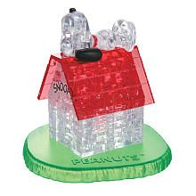 3D Crystal Puzzle - Snoopy